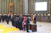 Dewan Komisioner OJK Terpilih Resmi Dilantik Mahkamah Agung