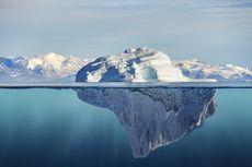 NASA: Es di Kutub Mencair, Empat Kota di Indonesia Terancam