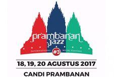 Sarah Brightman Paling Dinanti Prambanan Jazz Festival 2017