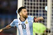 Indonesia Batal Lawan Lionel Messi cs
