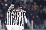 AS Roma Kandas, Juventus Jalani Derbi di Perempat Final Coppa Italia