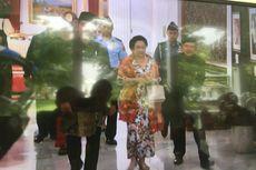 Saat Megawati Diapit oleh Jokowi-JK...