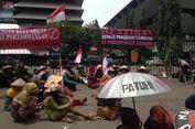 Warga Kendeng Minta Gubernur Jateng Hentikan Izin Pabrik Semen di Pati