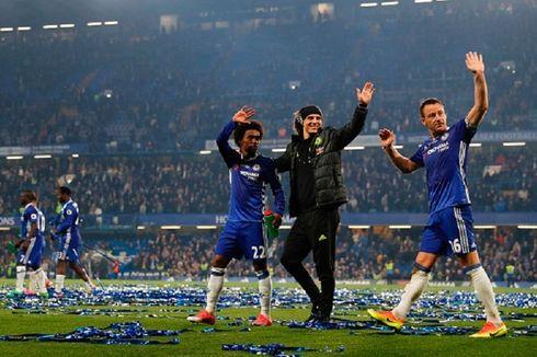 Conte: John Terry Telah Menuliskan Sejarah di Chelsea