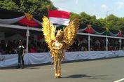 Putri Indonesia 2017 Tampil di Jember Fashion Carnaval