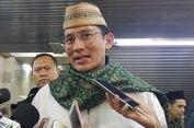 Sandi: Bangun Jakarta... Harus Ada Pasukan Langit