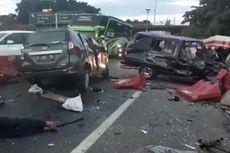 Polisi Sebut Kecelakaan di Tol Cawang Murni karena Kelalaian