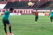 Gabung Pelatnas di Bali, Ezra Walian Cetak 3 Gol