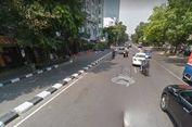 Sistem Satu Arah di Jalan Melawai Raya Mulai Diberlakukan