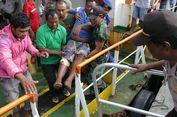 Kapal Tenggelam di Pulau Siau, 10 Orang Hilang