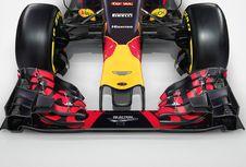 Aston Martin Resmi Nempel pada Red Bull F1