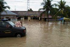 Banjir di Aceh Utara, Masjid hingga Puluhan Sekolah Rusak