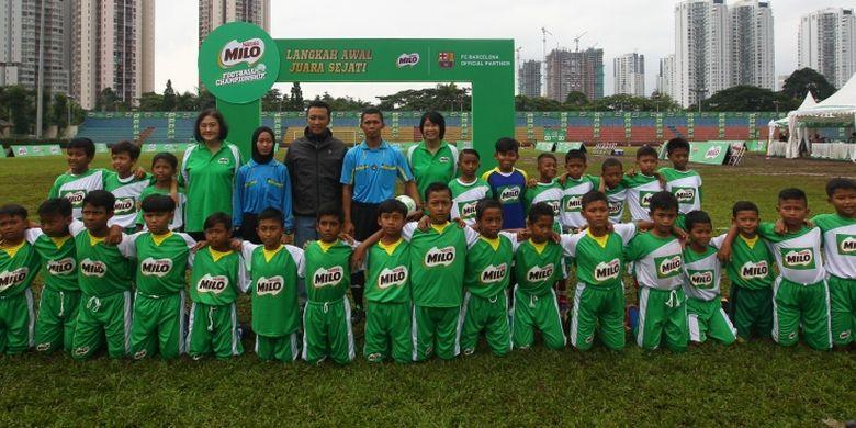 Memburu Pemain Berbakat Asal Bandung