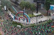 Ribuan Pelari Hijaukan Jakarta International 10 K