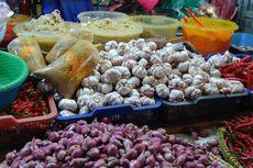 Pedagang Nilai Kenaikan Harga Pangan di Jakarta Masih Wajar