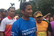 Catatan Evaluasi Jakarta Marathon 2017 dari Sandiaga