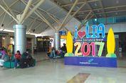 Bandara Lombok Ditutup, 23 Penerbangan Garuda Indonesia Dibatalkan