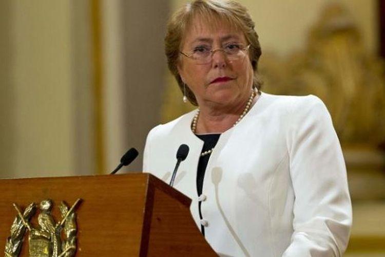 Presiden Cile, Michelle Bachelet