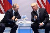 Trump dan Putin Gelar Pembicaraan 'Rahasia' di Hamburg