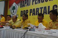 Usai Pimpin Rapat Pleno Golkar, Setya Novanto