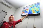Puncak Musim Hujan di Yogyakarta dan Jateng pada Januari-Februari 2018