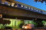 Petir Sambar MRT Singapura, Satu Orang Terluka