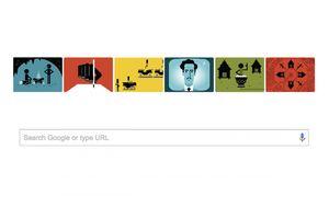 Siapa Marshall McLuhan yang Jadi Google Doodle Hari ini?