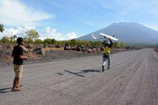 BNPB Terbangkan Drone untuk Pantau Kawan Gunung Agung