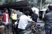 Pasangan Selingkuh Digerebek Polisi Dini Hari, Rumahnya Dibakar Warga