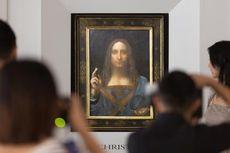 Pangeran Arab Ini Pembeli Lukisan Yesus Termahal Dunia Karya Da Vinci