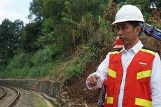 2020, Pembangunan Jalur Ganda Kereta Api Bogor-Sukabumi Rampung