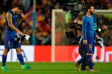 Rekor-rekor pada Laga Barcelona Vs Juventus, Kegagalan Pertama Messi