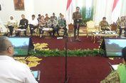 Jokowi Minta Wiranto Sering Jelaskan Stabilnya Politik dan Keamanan RI