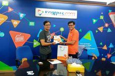 Kompas.com Gandeng Rumah Zakat untuk Penyaluran Dana Donasi