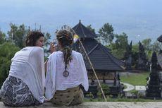 Pariwisata Bali Lesu akibat Erupsi Gunung Agung, Pengusaha Surati Presiden