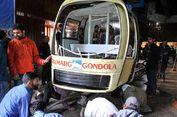 Gondola Jatuh dari Ketinggian 30 Meter, Tujuh Orang Tewas