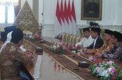 Mendadak, Jokowi Terima GNPF-MUI di Istana