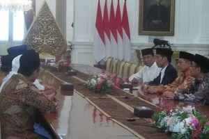 Saat Jokowi dan GNPF-MUI Bertemu...
