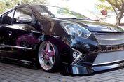 Toyota Agya 'Gasruk' Korban PHP Turbo
