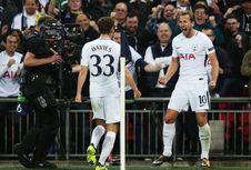 Tottenham Akhirnya Raih Kemenangan di Stadion Wembley