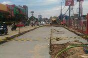 Warga Keluhkan Perbaikan Jalan yang Tak Kunjung Selesai di Pamulang