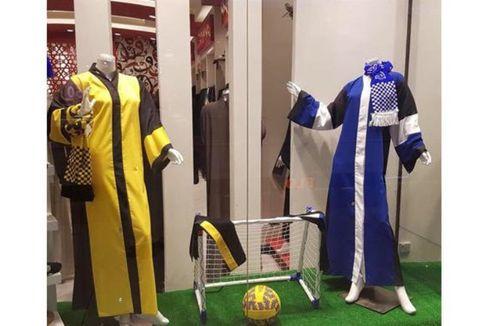 Toko di Arab Saudi Jual Baju Muslim Tim Sepak Bola untuk Perempuan