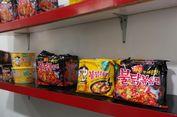Konsumen Ragu Beli Mie Instan Asal Korea