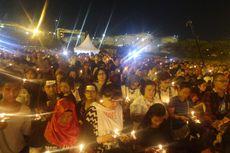 Malam Kebersamaan di Kawasan Makam Mbah Priok...