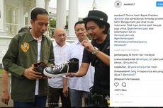 Jokowi dan Sneakers Lokal di Hari Sumpah Pemuda