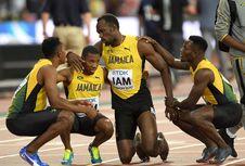 Tim Jamaika Tidak Terima Cedera Bolt