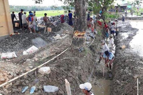 Pembangunan RS Indonesia di Rakhine Memasuki Tahap Kedua