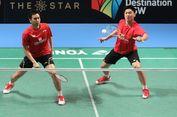 Kerja Keras, Kunci Keberhasilan Hendra/Tan Melaju ke Final