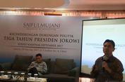 Survei SMRC: Elektabilitas Parpol Pendukung Jokowi Stagnan, kecuali PDI-P