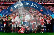 Menang 2-1 atas Chelsea, Arsenal Juara Piala FA